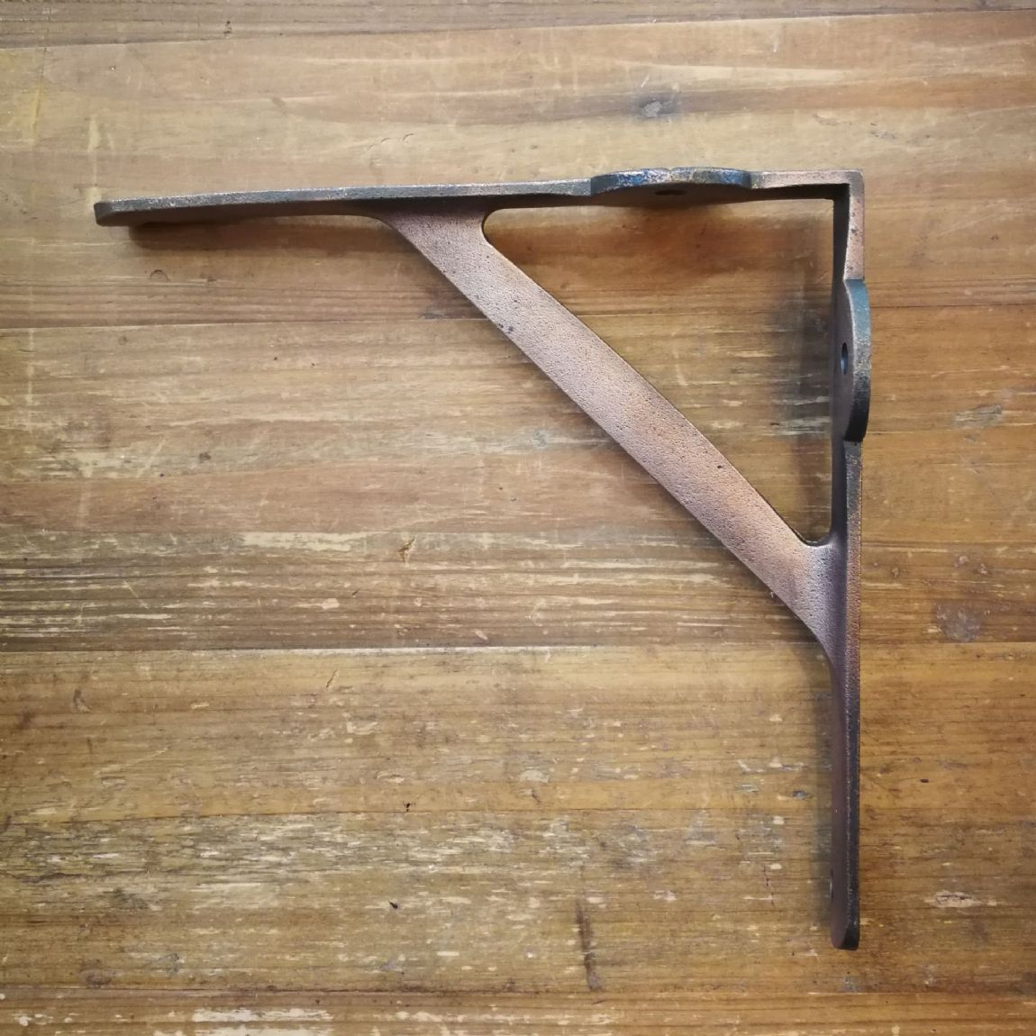 Copper Shelf Bracket